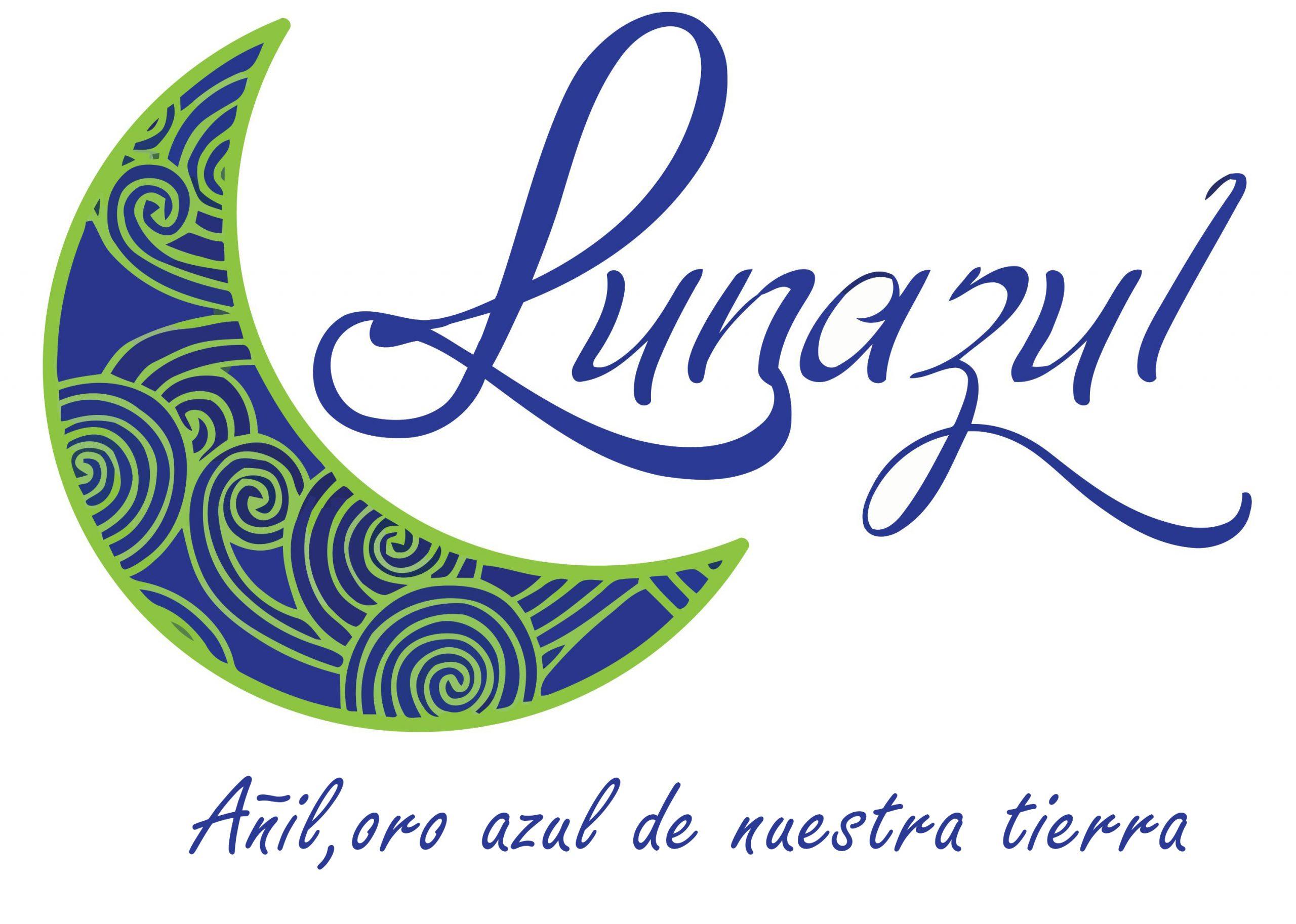 Lunazul.  Cultivo de añil y confección de prendas de vestir teñidos de añil